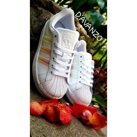 Adidas bimbo/a SUPERSTAR  scarpe sportive