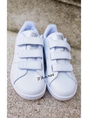 Adidas bimbo/a  STAN SMITH scarpe sportive